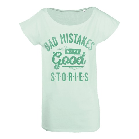 √Good Stories von ParookaVille Festival - Girlie Shirt Loose Fit jetzt im My Festival Shop Shop