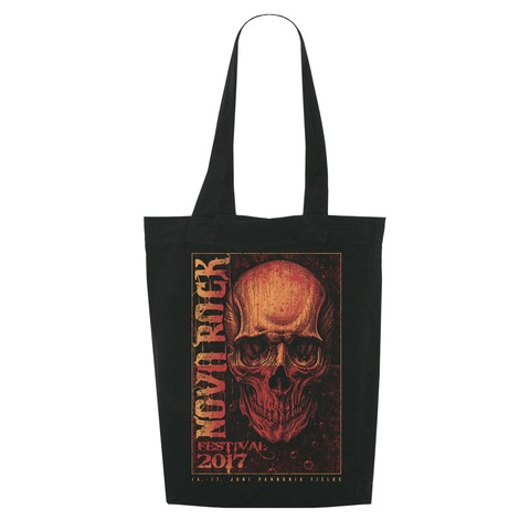 √Drown in Blood von Nova Rock Festival - Cotton sack jetzt im My Festival Shop Shop