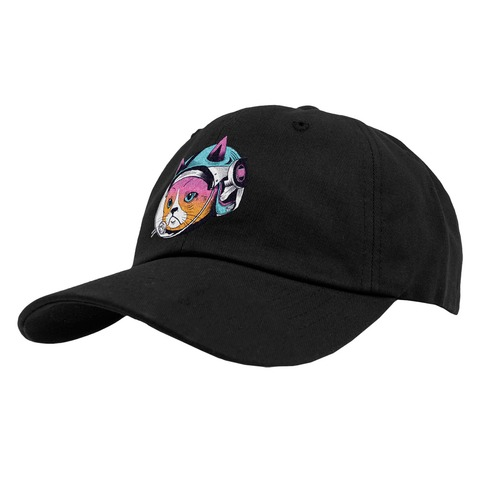 √Space Cat von Frequency Festival - Cap (Baseball) jetzt im My Festival Shop Shop