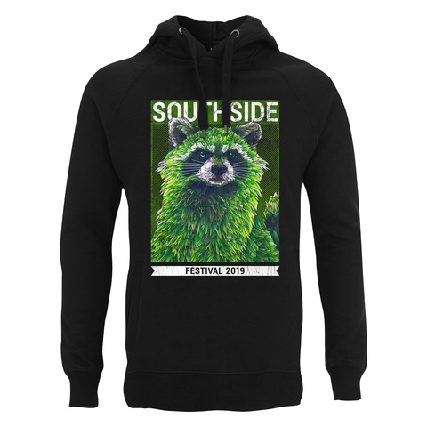 √Early Racoon von Southside Festival - Hood sweater jetzt im My Festival Shop Shop