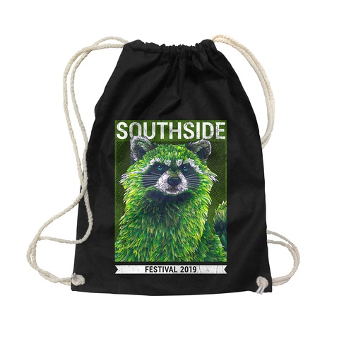 √Early Racoon von Southside Festival - Sports bag jetzt im My Festival Shop Shop