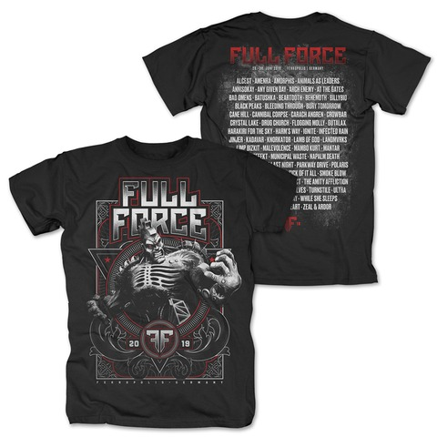 √Mad Max von Full Force Festival - T-Shirt jetzt im My Festival Shop Shop