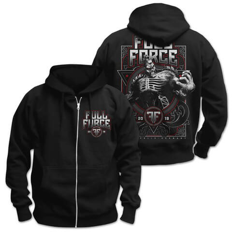 √Mad Max von Full Force Festival - Hooded jacket jetzt im My Festival Shop Shop