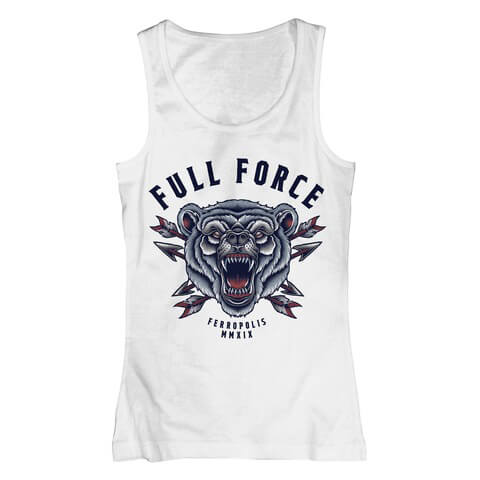 √The Beast von Full Force Festival - Tank Top jetzt im My Festival Shop Shop