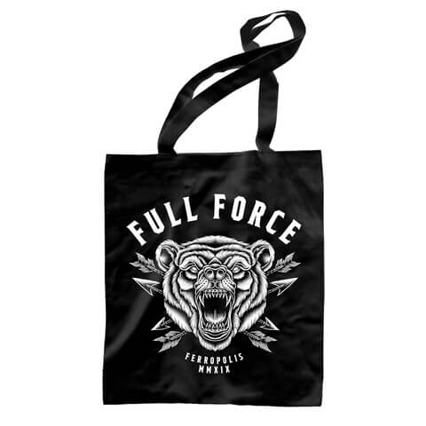 √The Beast von Full Force Festival - Record Bag jetzt im My Festival Shop Shop