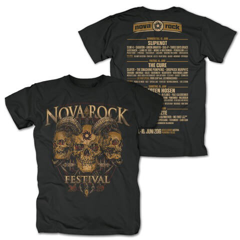 √Song For The Dead von Nova Rock Festival - T-Shirt jetzt im My Festival Shop Shop