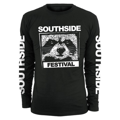 √Black and White von Southside Festival - Long-sleeve jetzt im My Festival Shop Shop
