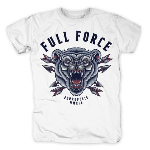 √The Beast von Full Force Festival - T-Shirt jetzt im My Festival Shop Shop