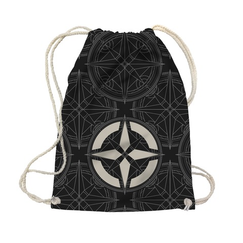 √Kompass von New Horizons - Gym Bag All Over jetzt im My Festival Shop Shop