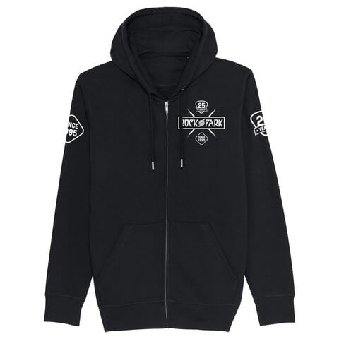 √25 Years - Today Tomorrow Forever von Rock im Park Festival - Hooded jacket jetzt im My Festival Shop Shop