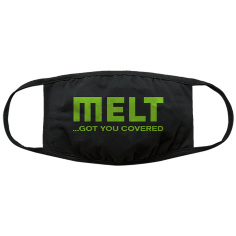 √Melt! ...got you covered von Melt! - mask jetzt im My Festival Shop Shop